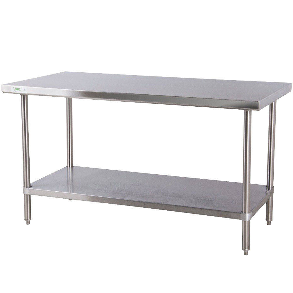 4 Foot Stainless Steel Table Design Ideas